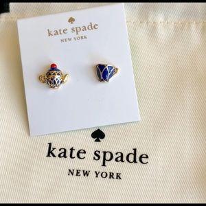 Kate Spade Tea Earrings